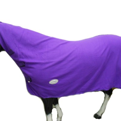 full purple fleece