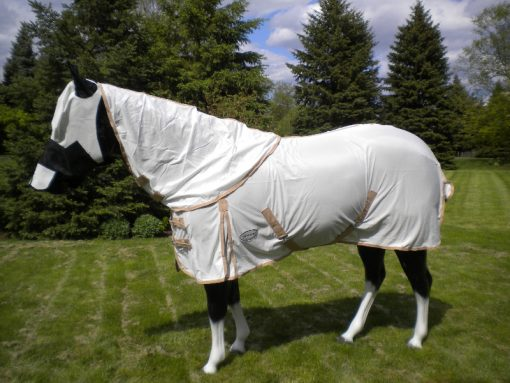 Fly Sheet With Neck Piece