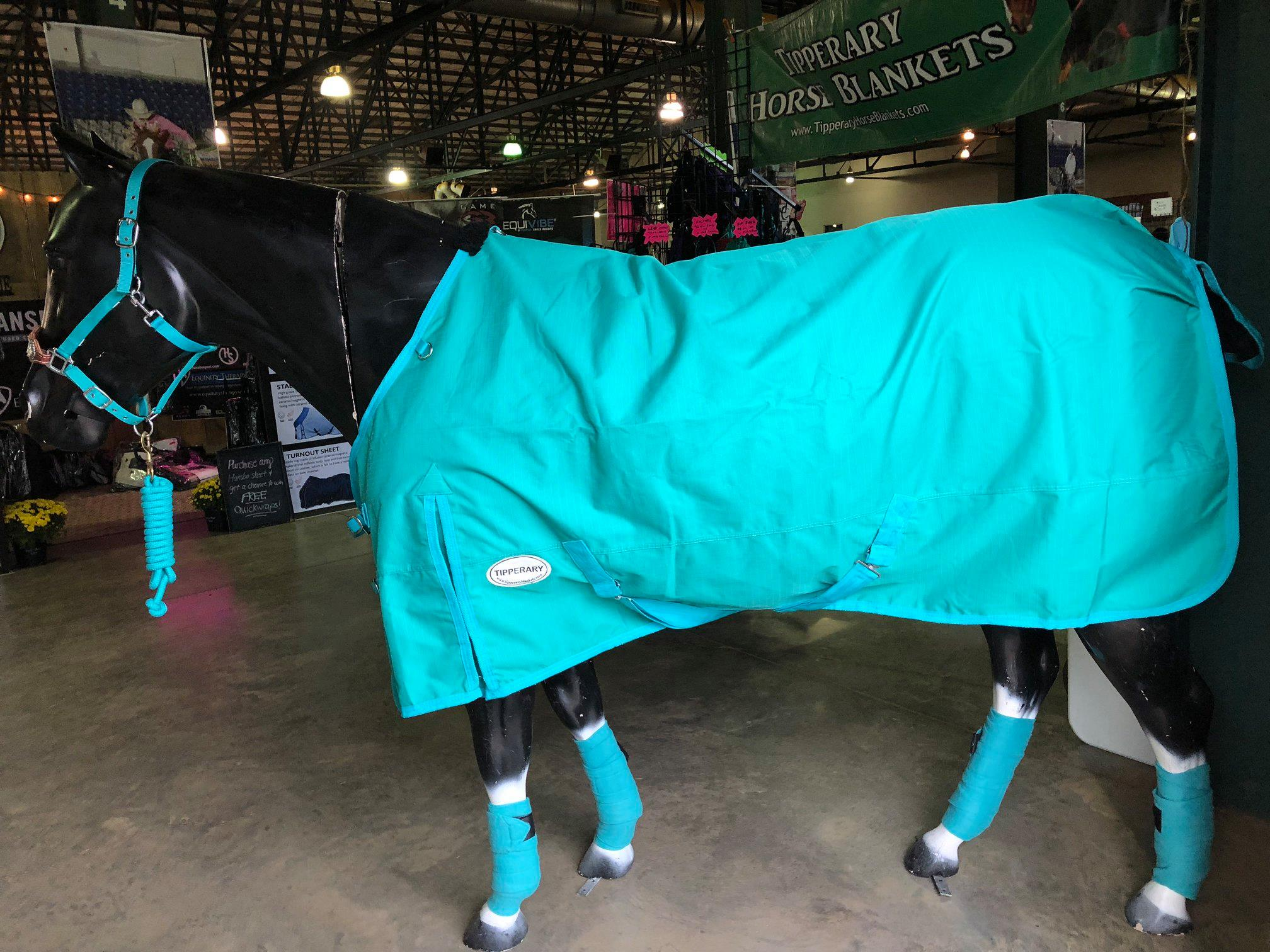 1200d Winter Turnout Blanket Tipperary Blankets