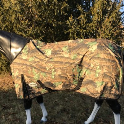 Winter Sheet CAMO